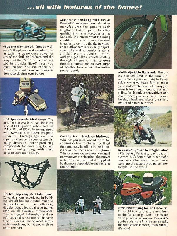1972 Kawasaki 4