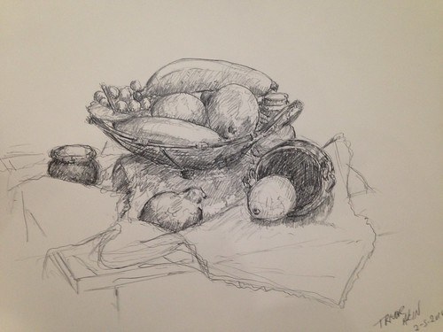 One more of this still life.