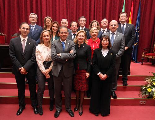 Equipo de Gobierno 2016