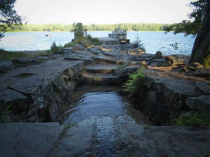 Dagmar fountain, Tammisaari