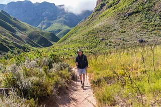 Waterfall Trail im Jonkershoek Nature Reserve