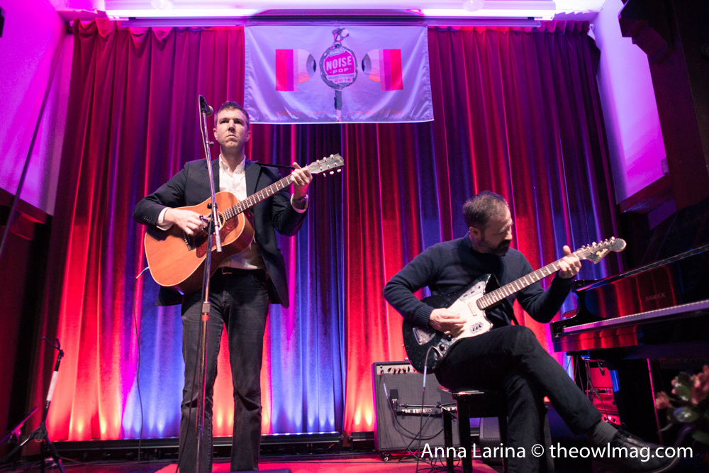 Hamilton Leithauser & Paul Maroon @ Swedish American Hall, San Francisco