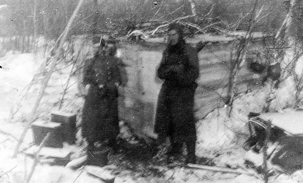 Domingo Rodríguez Romera DIVISION AZUL albaceteños frente ruso 1941 foto 2