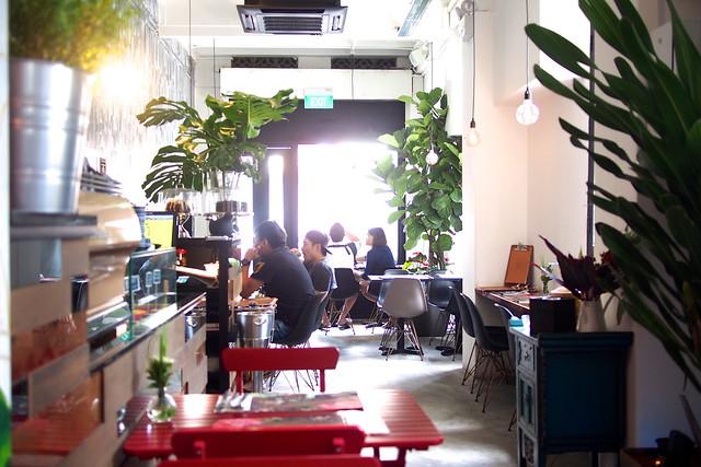 CreatureS Cafe, Asian Fusion, Desker Road, Little India, Singapore