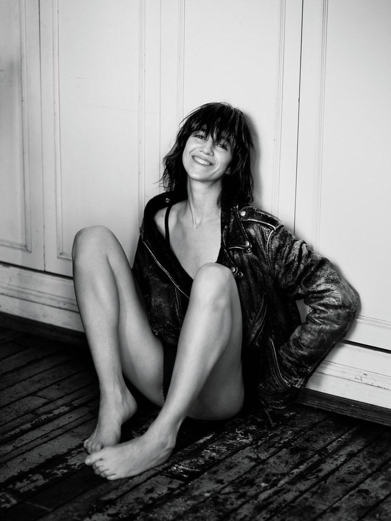 Шарлотта Генсбур — Фотосессия для «Interview» 2016 – 5