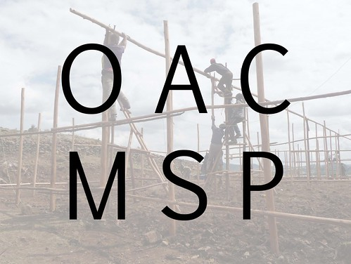 Front Page Image - OAC-MSP