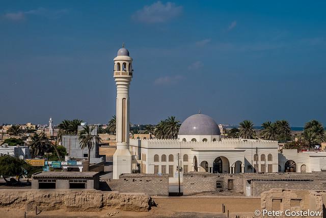 Coastal town in Al Batinah region