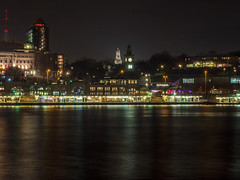 St. Pauli Piers at Night (4:3)