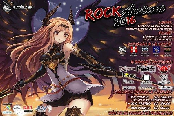 RockAnime 2016