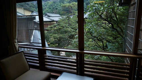 mountain japan garden japanese view spot ryokan 日本 onsen hyogo hotsprings kinosaki 和 旅館 日本庭園 城崎温泉 nishimuraya 西村屋本館