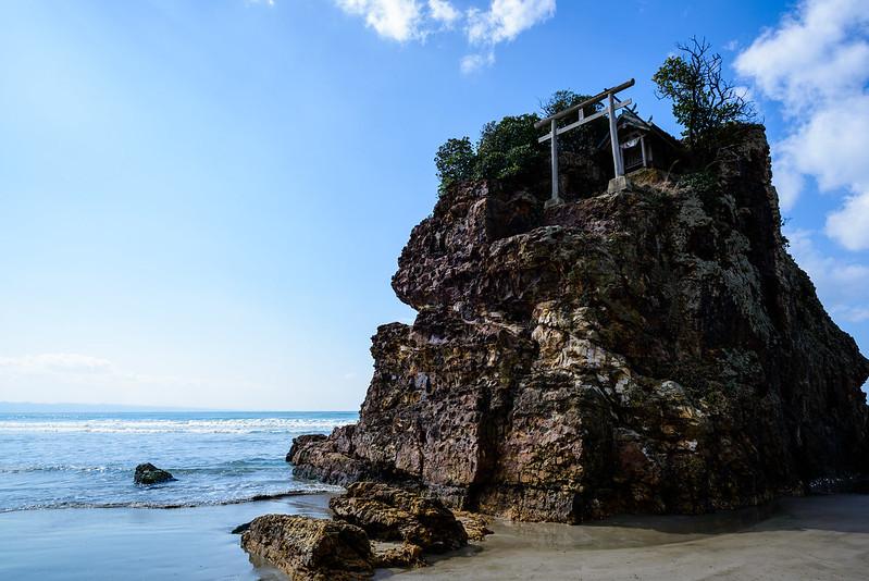 稲佐の浜-4