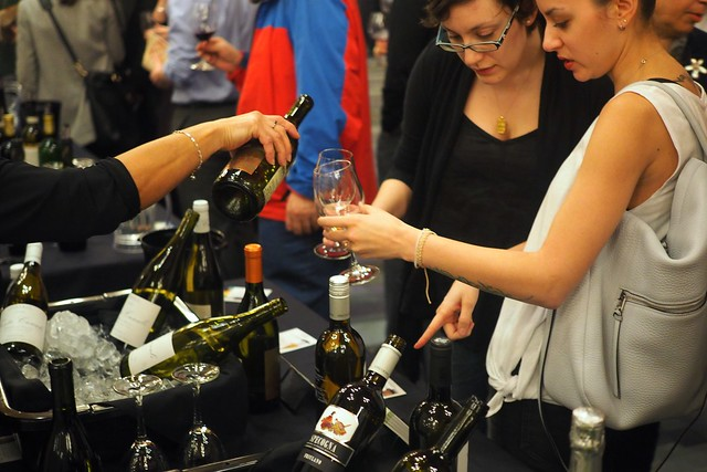 Vancouver International Wine Festival 2016 | Vancouver Convention Centre West