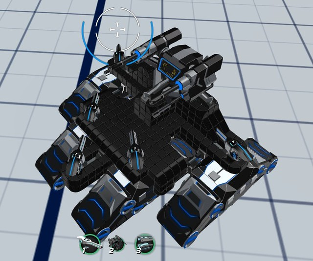 Dark Tracer 2