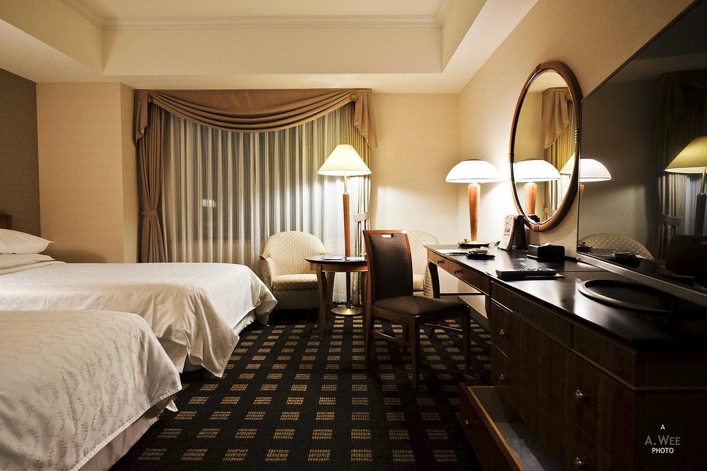 Luxury floor room