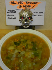 All Veg' borscht is Metal !