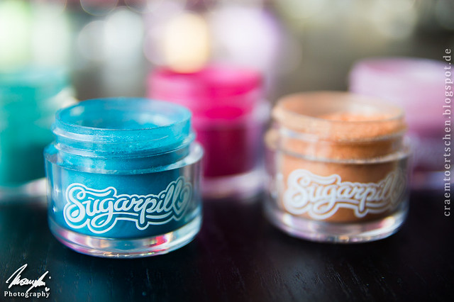[Blogparade] Sugarpill Swatchparty