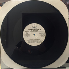 YVETTE MICHELE:DJ KEEP PLAYIN'(RECORD SIDE-B)