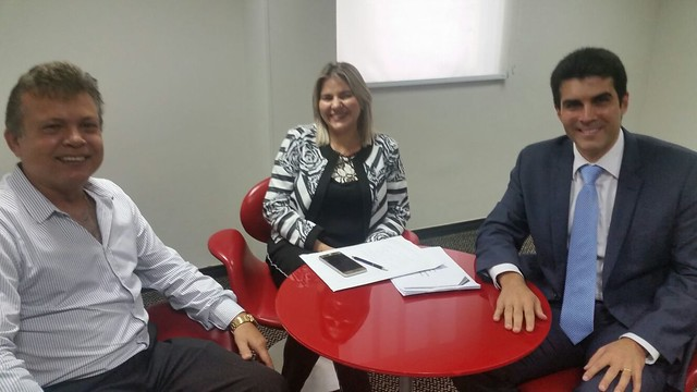 Pré-candidato a prefeito de Santarém acerta seu ingresso no PMDB