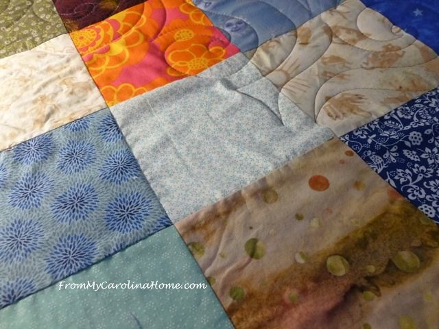 Fixing Quilt Problems ~ From My Carolina Home