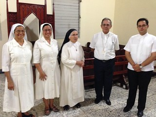 Cuba: Com. Intercongregacional