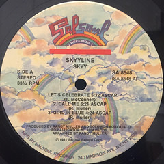 SKYY:SKYY LINE(LABEL SIDE-A)