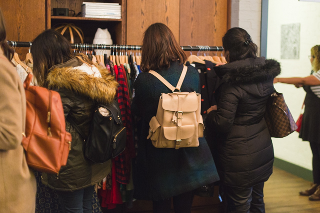 shopping events in London