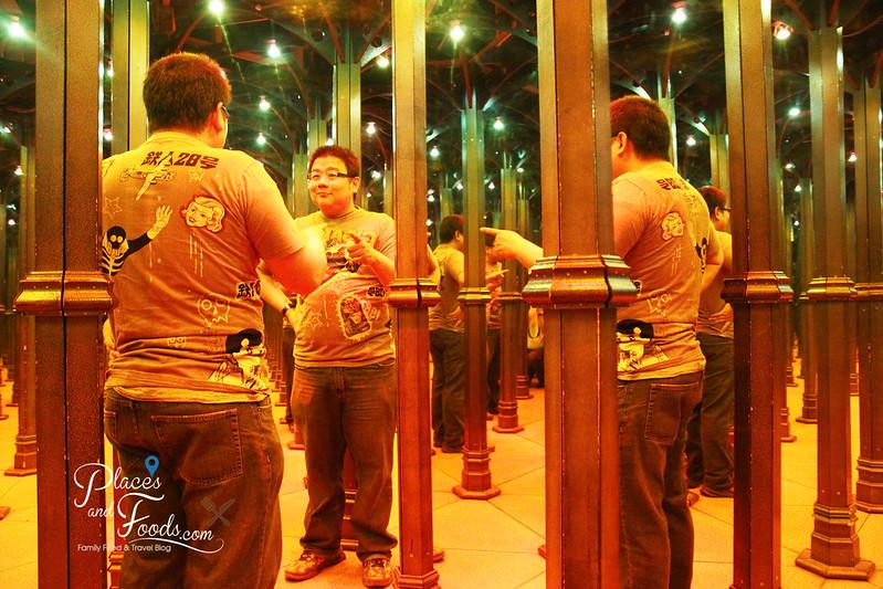 philip island amaze n things mirrors
