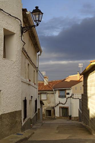 Milmarcos - calle Oscura
