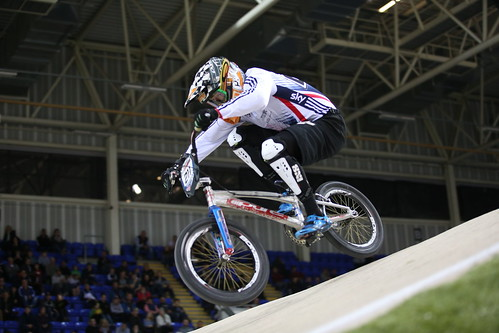 2016 UCI BMX Supercross World Cup Manchester - day one