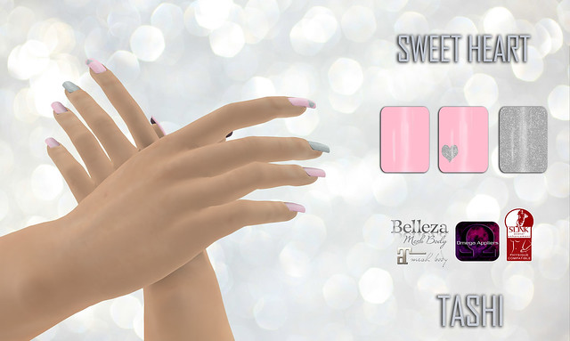 TASHI Sweet Heart