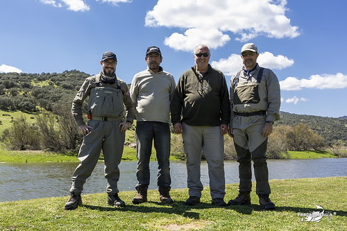 Flyfishing & Carpfishing team