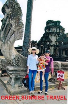 cambodia tour April 2014
