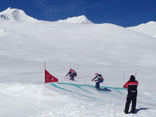 canada ski race cross britishcolumbia smithers