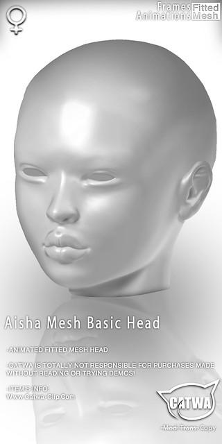 CATWA HEAD Aisha