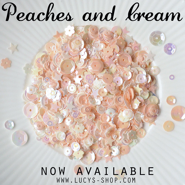 Peaches and Cream Ann