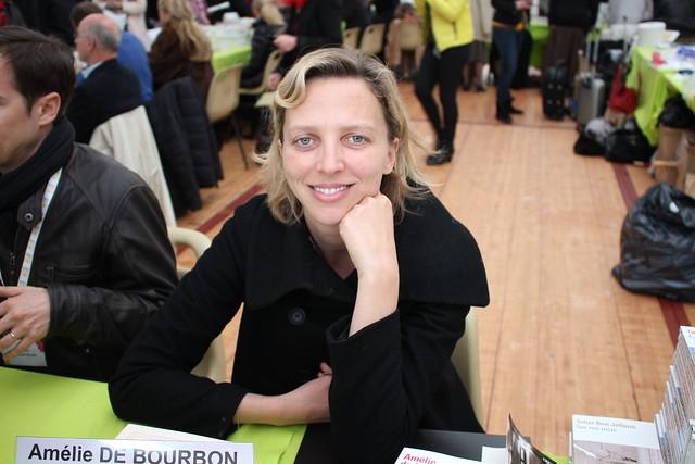 Amélie de Bourbon Parme - Festival Le Livre à Metz