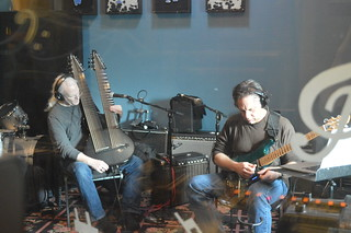 Kevin Kastning & Mark Wingfield live on WFMU