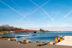 Dorney Lake Olympic rowing lake