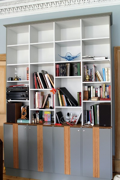 Bookcase - Misericordia