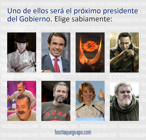 Uno de ellos será el presidente del Gobierno