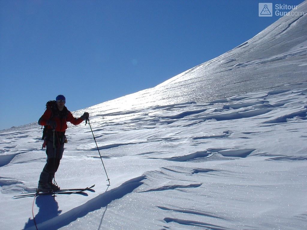 Rimpfischhorn Walliser Alpen / Alpes valaisannes Switzerland photo 13