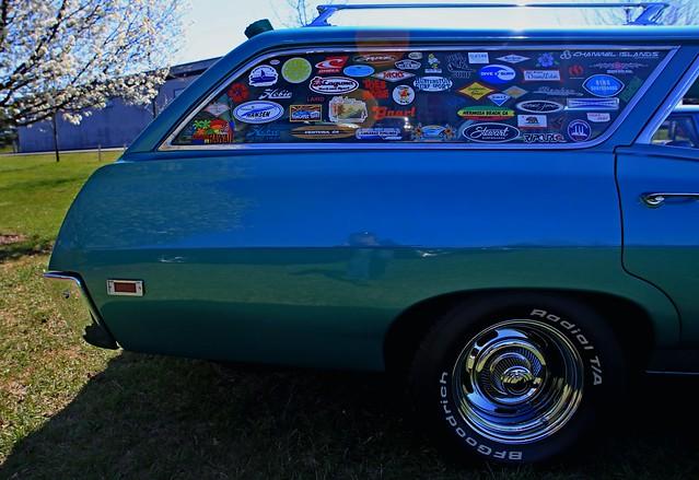 impala ss wagon