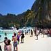 Playa de Maya Bay   Tailandia