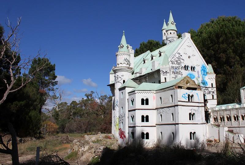 Castle Rear