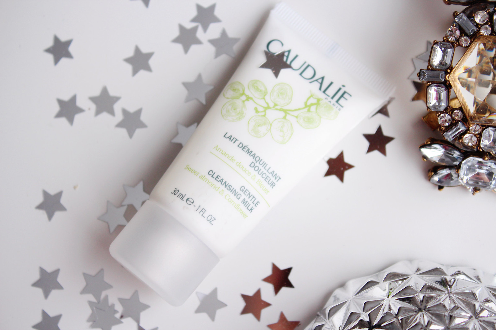 Caudalie cleansing milk review