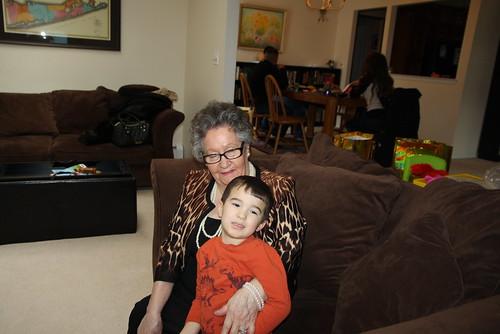 David & Mel Visit- Jan 2016