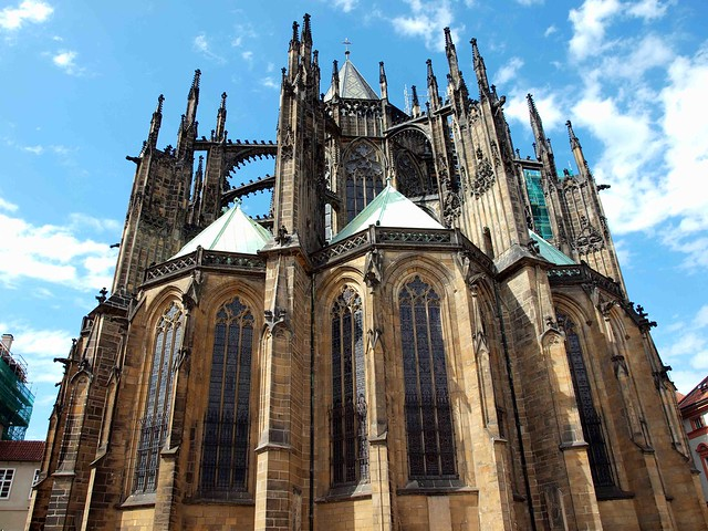 Prague Cathedral  070