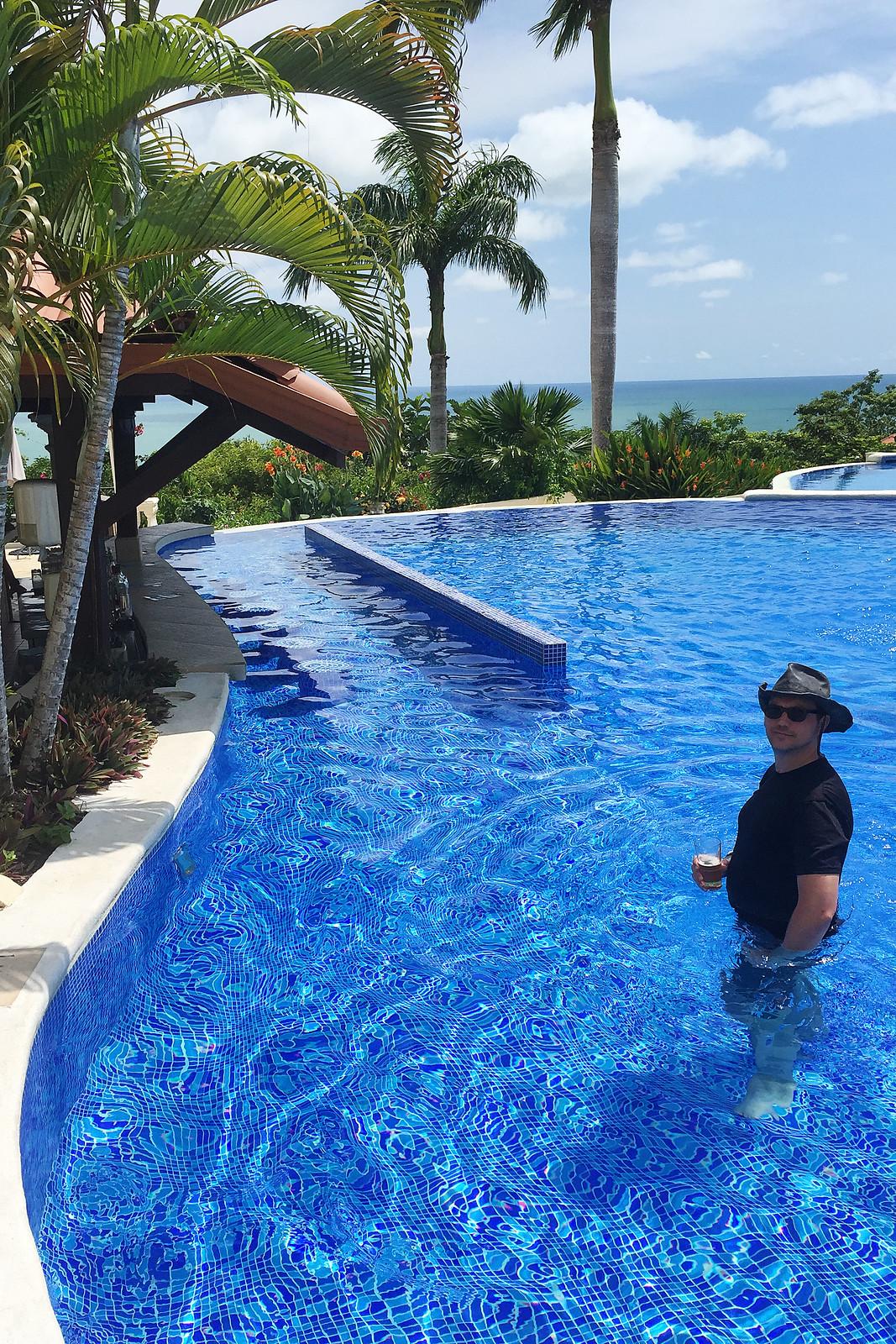 Manuel Antonio Hotel - Parador Resort - Pools & Beach