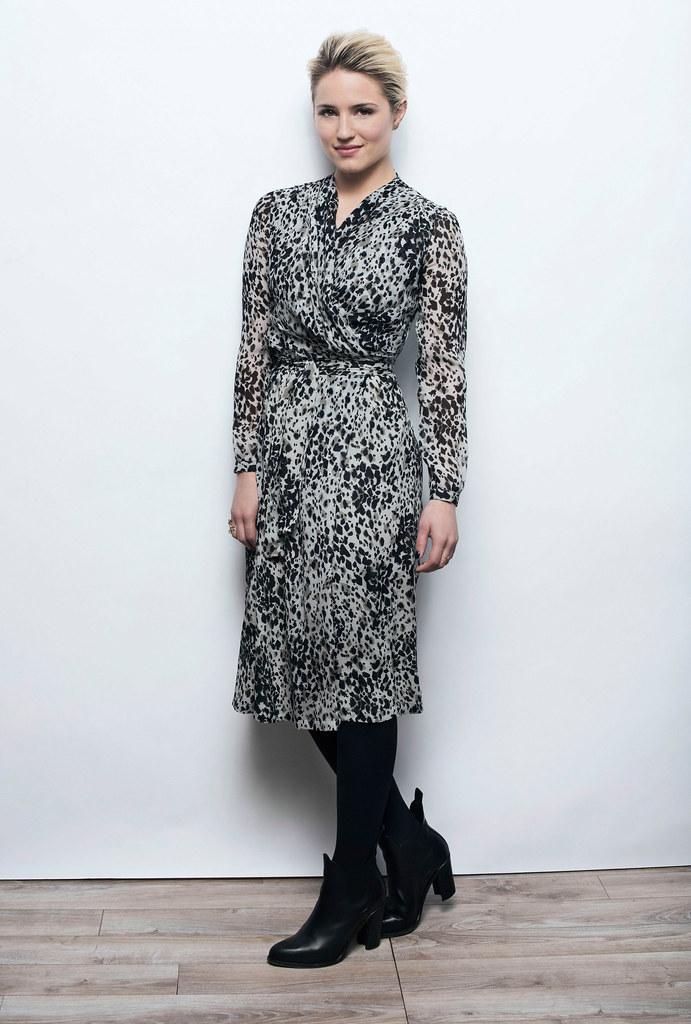 Дианна Агрон — Фотосессия для «Zipper» на «Sundance» 2015 – 20