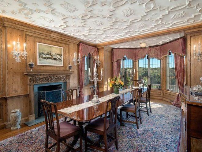 Интерьер самого дорогого дома в Коннектикуте